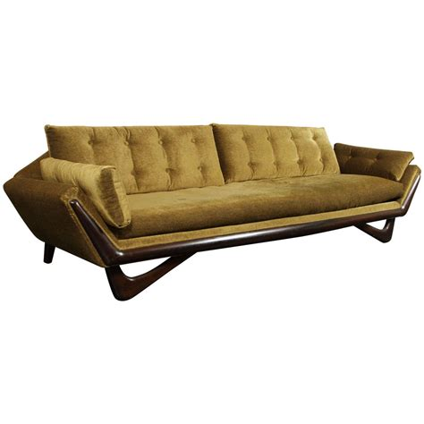 sofa by adrian pearsall at 1stdibs