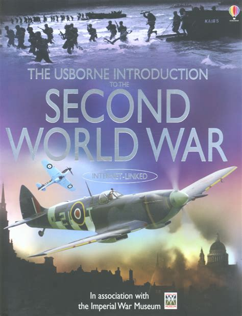 the usborne introduction to the second world war by charman t c 9780746062067 brownsbfs
