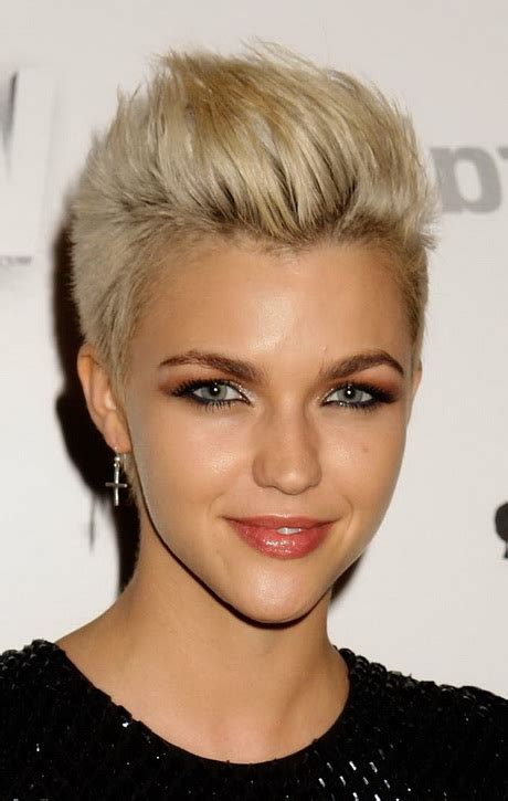 edgy hairstyles 2016 short edgy haircuts for 55 women hairstylegalleries com