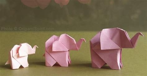Why Was Origami Created - how to make an origami elephant by origami spirit