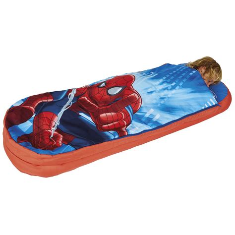 kids inflatable bed kids ready bed inflatable air beds ideal for camping sleepovers ebay