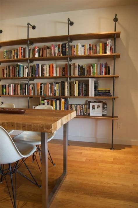 wohnzimmer regal ideen b 252 cherregal selber bauen 55 ideen archzine net