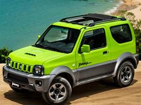 Suzuki Jimny Canada 2018 Suzuki Jimny Review Auto Car Update