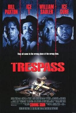 trespass on the trespass 1992