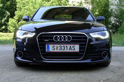 Audi A6 3 0 Tdi Technische Daten 2012 by Audi A6 Avant 3 0 Tdi Quattro Im Test Autotests