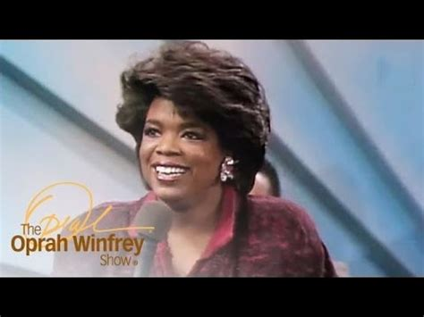 the oprah winfrey show the country s first introduction to oprah the oprah