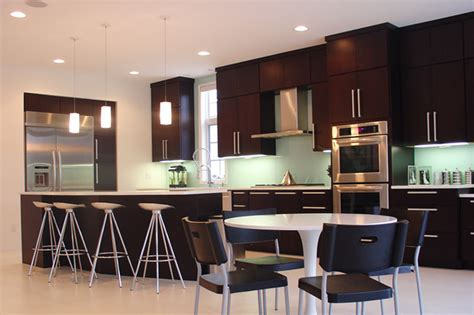 modern kitchen dark cabinets dark modern modern kitchen detroit by kitchens by