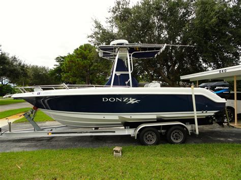 used donzi zf boats for sale donzi 23zf boat for sale from usa