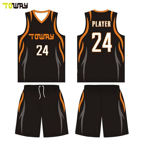 Jual Desain Jersey Basket Printing by 2016 Best Basketball Jersey Design Color Black Buy