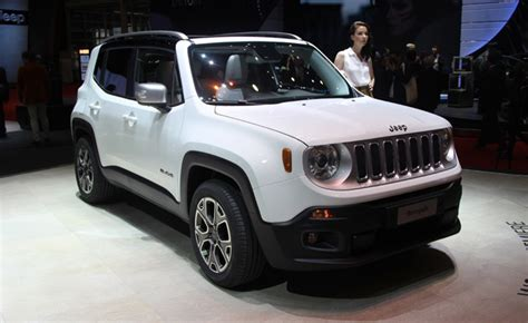 2015 Jeep Diesel 2015 Jeep Renegade To Offer Diesel Engine In Us