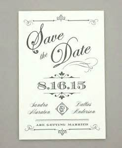 Free Vintage Save The Date Templates by Save The Date Postcard Template With Photo Chalkboard