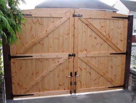 Backyard Building Plans arched double gates long eaton fencing