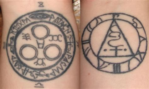 my wrist tattoos healed by joeleneybeaney on deviantart
