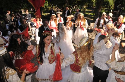albanian wedding traditions thatll   partying