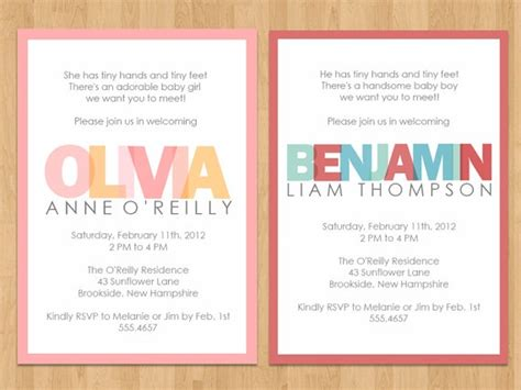 meet the baby shower meet baby open house invites books sip