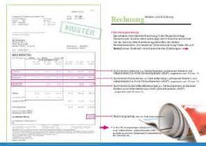 Muster Rechnung Für Kleinunternehmen Muster Rechnung Wollny