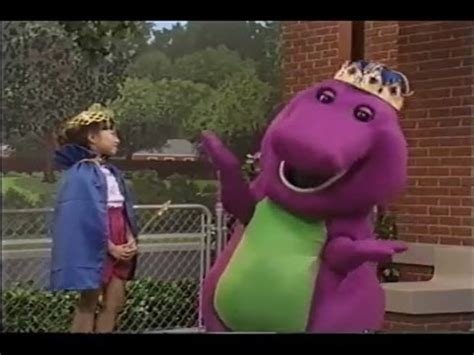 barney and the backyard gang episodes barney friends queen of make believe season 1 episode