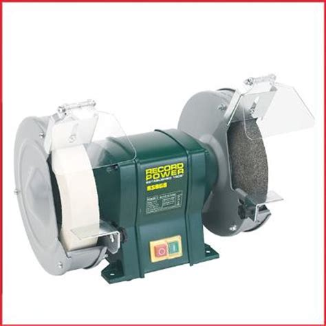 record bench grinder record power rsbg8 8 quot bench grinder