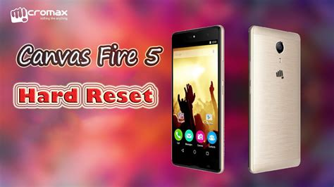 micromax a71 pattern unlock youtube micromax canvas fire 5 q386 hard reset pattern unlock