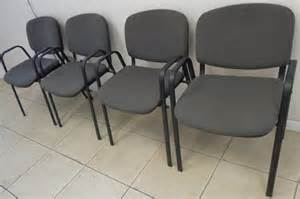 office waiting room chairs lot of 4 office waiting room chairs
