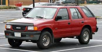 Isuzu Rodeo Wiki File 91 97 Isuzu Rodeo Jpg Wikimedia Commons