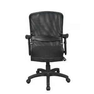 Office Chair Adjustable Back Support Cavalier Mesh Office Chair With Adjustable Lumbar Support