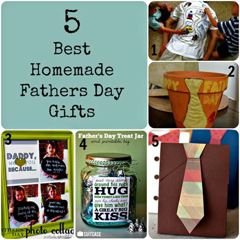 good fathers day gifts 5 best homemade fathers day gifts home maid simple