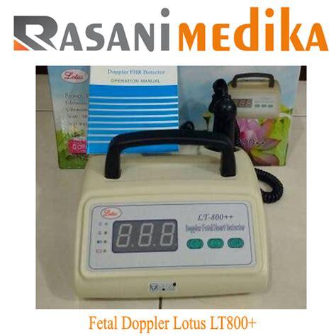 Termurah Fetal Doppler Lotus Lt 800 fetal doppler lotus lt800 rasani medika