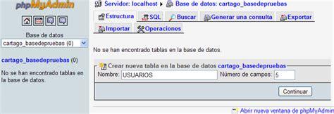 mostrar imagenes guardadas en base de datos php tutorial c 243 mo crear una base de datos para gestionar tus