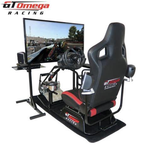 best racing simulator for pc gt omega pro racing simulator professional rs6 seat