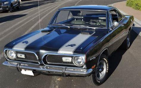 1969 dodge barracuda for sale 1969 plymouth cuda 440 special package auto