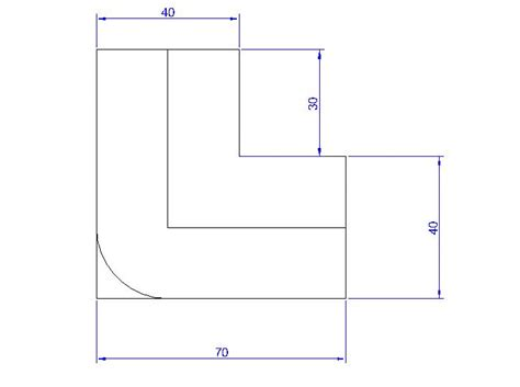 Drawing Z In Autocad by How To Draw A 3 Directions 90 Degree Joint In Autocad