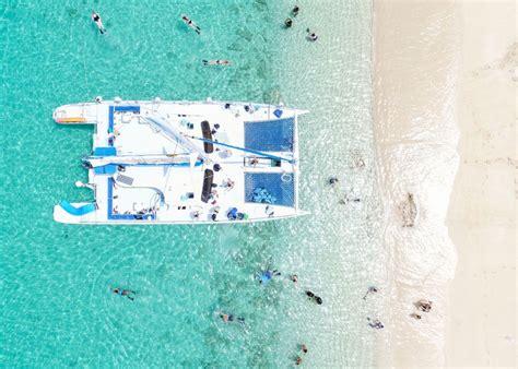 catamaran to icacos icacos and palominito snorkeling catamaran tour east