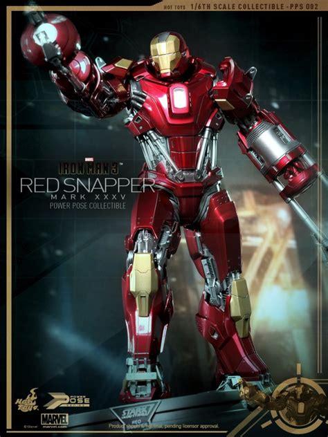 Toys Iron Pps 04 47 Xlvii Power Pose toys reveals iron 35 snapper power pose actionfigurepics