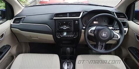 Interior Be by Bedah Fitur Honda Brio Satya 2016 Berita Otomotif