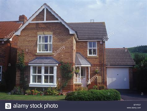 1990s house glastonbury somerset england uk modern 1990s detached