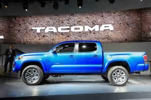 Toyota 2016 Tacoma 2016 Toyota Tacoma Look Photo Gallery Motor Trend