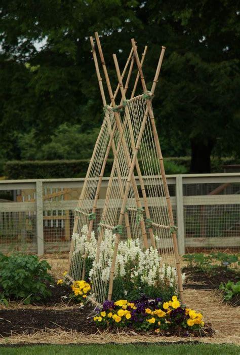 Trellis Gardening Ideas Garden Trellis Ideas Trellis Pinterest