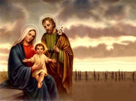 imagenes de la sagrada familia jesus maria y jose sagrada familia de nazaret imagui