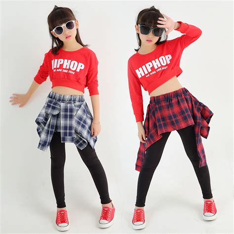 hip hop dance outfits for teenagers images pictures becuo aliexpress com buy girls two piece set long sleeve