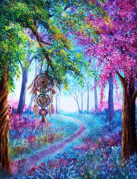 paint dream dreamcatcher by annmariebone on deviantart
