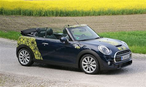 Doft Mini mini convertible it s 2016 s new soft top mini by car magazine