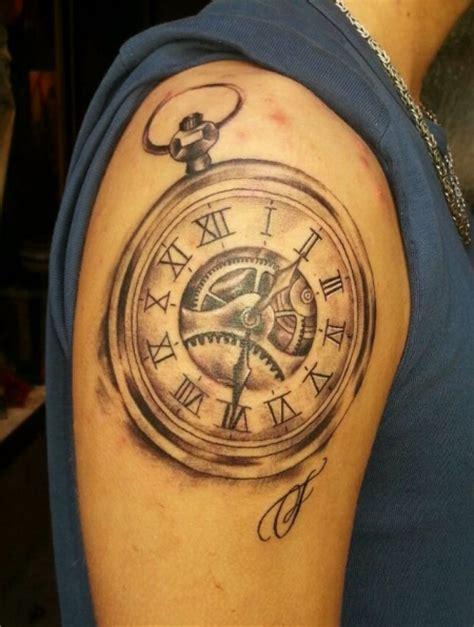 crazy b uhr mit geburtsdatum tattoos von tattoo