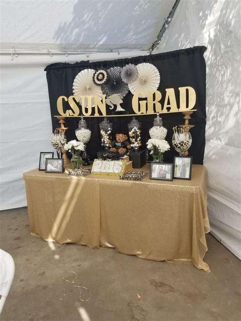 College Graduation Decorations by Graduation Graduation End Of School Ideas In