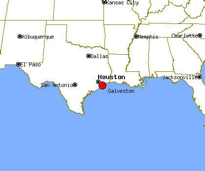 texas map galveston texas map galveston