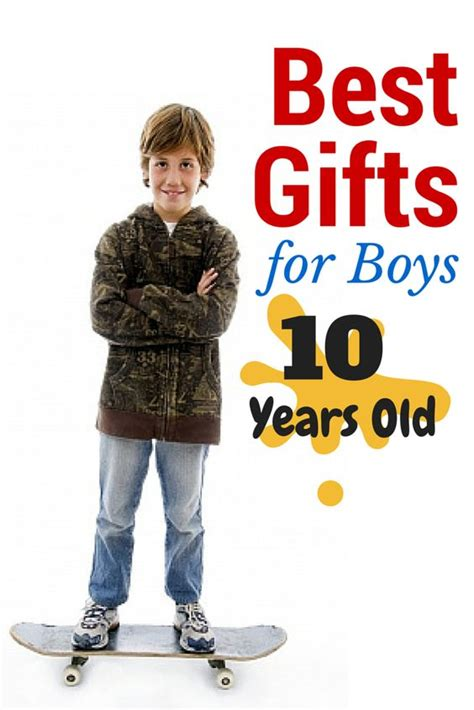 what are the best toys for 10 year old boys pinterest