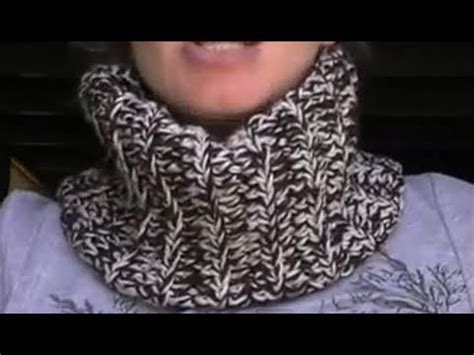 neck pattern video crochet beanie hat and neck warmer in 1 part 3 of 3