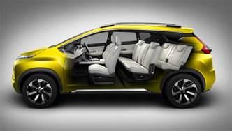 Mitsubishi M Giias 2016 Mitsubishi Xm Concept Makes World Debut Low