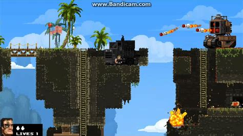 broforce full version youtube broforce alpha build full game no commentary youtube