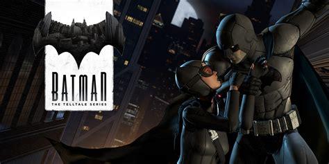 batman  telltale series nintendo switch games nintendo